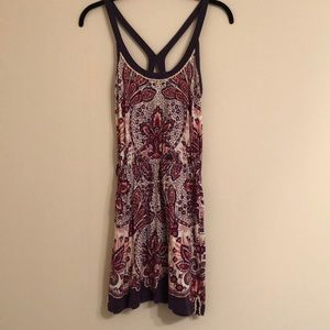 Anthropologie Beautiful design summer dress